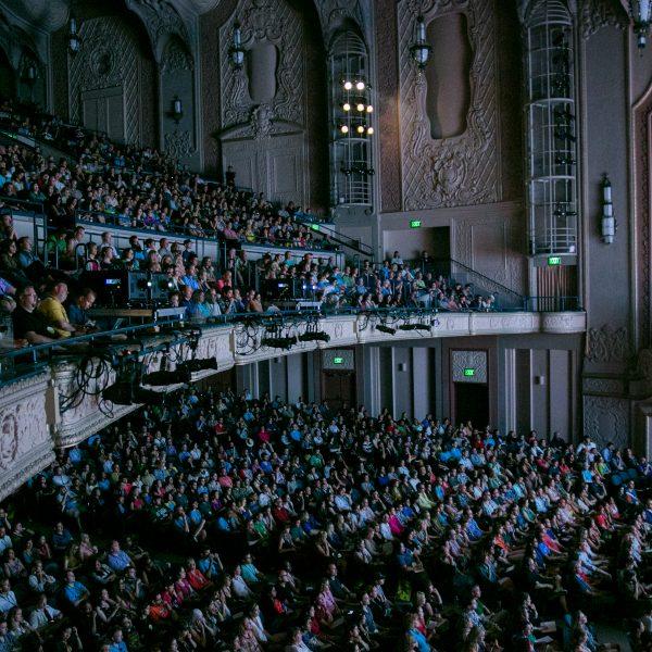 WDS 2014 crowd
